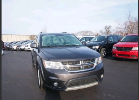 Picture of 2017 Dodge Journey Crossroad