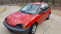 Picture of 1997 Geo Metro 2 Dr STD Hatchback, exterior