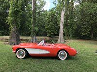Picture of 1957 Chevrolet Corvette Convertible Roadster, exterior