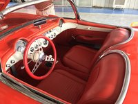 Picture of 1957 Chevrolet Corvette Convertible Roadster, interior, gallery_worthy