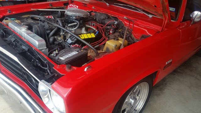 Picture of 1974 Plymouth Duster, engine, gallery_worthy