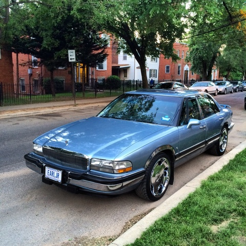 Picture of 1994 Buick Park Avenue 4 Dr STD Sedan