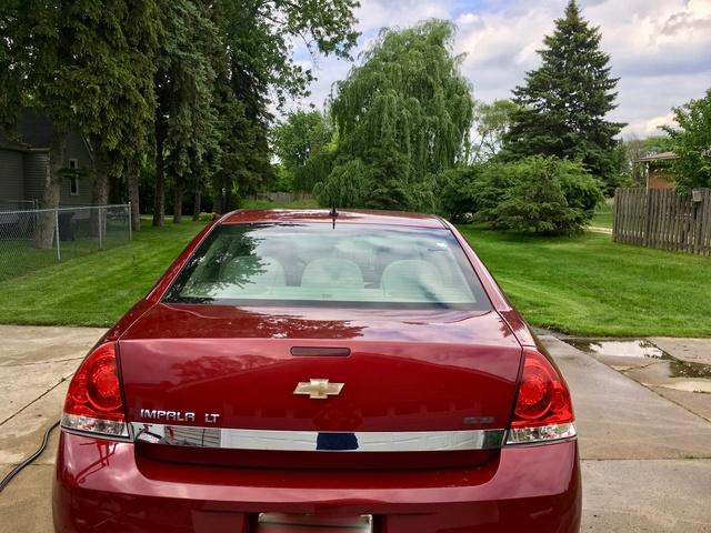 Foto de un 2011 Chevrolet Impala
