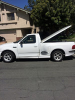 Picture of 1999 Ford F-150 SVT Lightning 2 Dr Supercharged Standard Cab Stepside SB, exterior