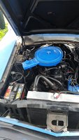 Picture of 1976 Ford Maverick, engine