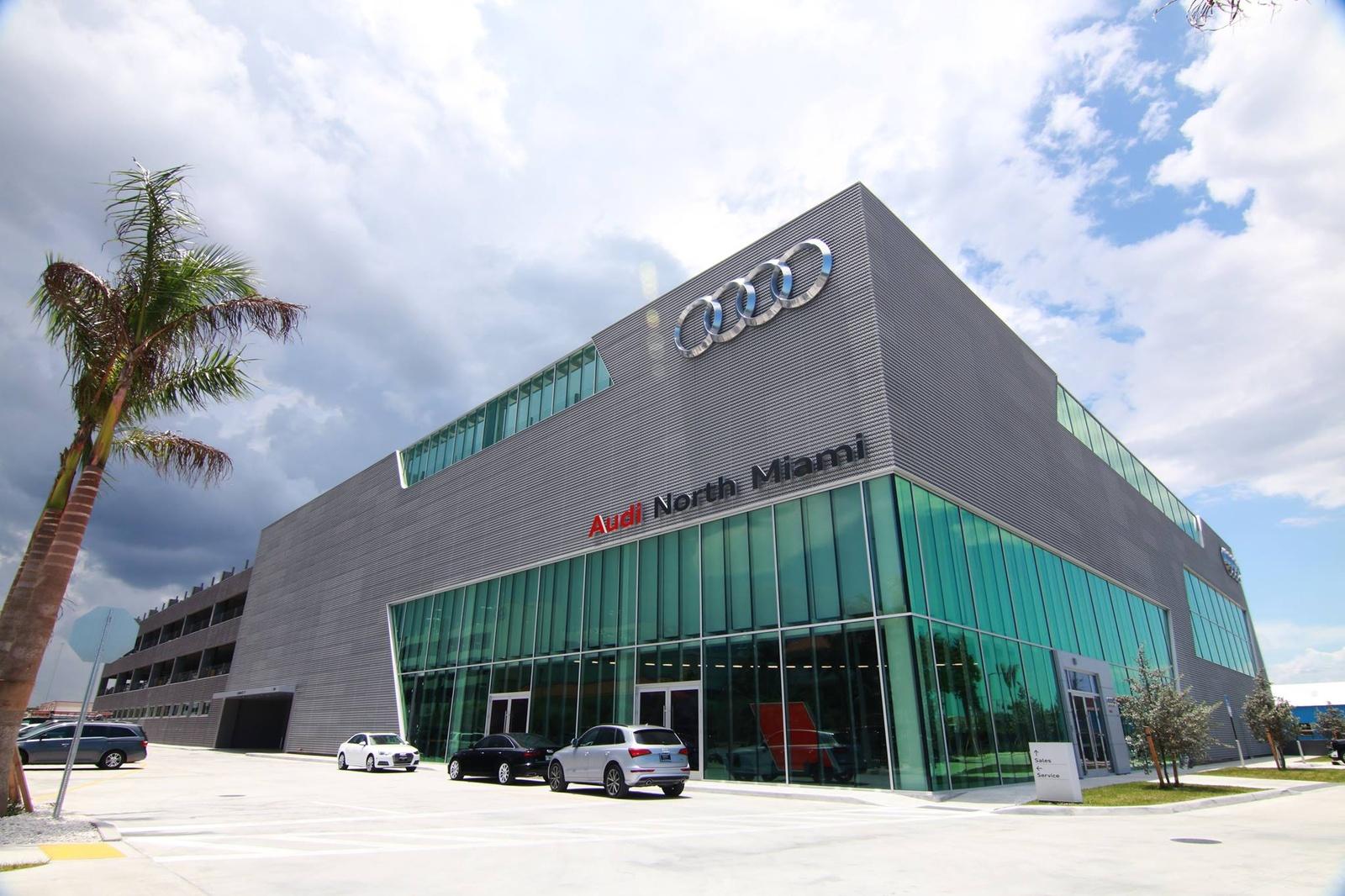 Audi  North Miami Beach FL