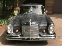 1965 Mercedes-Benz 220 Overview