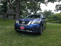 Picture of 2017 Nissan Pathfinder S 4WD, exterior, gallery_worthy