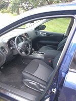 Picture of 2017 Nissan Pathfinder S 4WD, interior
