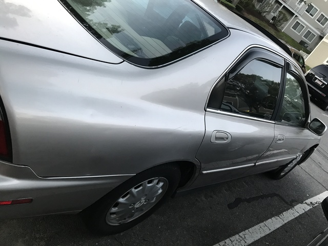 Picture of 1996 Honda Accord EX, exterior, gallery_worthy