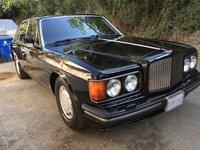 1989 Bentley Turbo R Overview