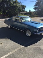1965 Plymouth Barracuda Overview