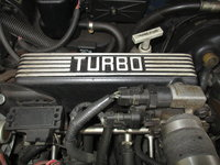 Picture of 1986 Pontiac Sunbird GT Turbo Convertible, engine, gallery_worthy