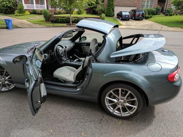 2011 Mazda Mx 5 Miata Pictures Cargurus