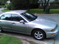 Picture of 2002 Mitsubishi Diamante 4 Dr ES Sedan, exterior, gallery_worthy