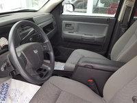 Picture of 2008 Dodge Dakota SXT Crew Cab 4WD, interior