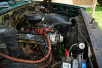 Picture of 1973 Chevrolet C/K 10 Cheyenne, engine