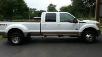 Picture of 2011 Ford F-450 Super Duty King Ranch Crew Cab LB DRW 4WD, exterior, gallery_worthy