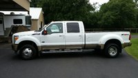 Picture of 2011 Ford F-450 Super Duty King Ranch Crew Cab DRW 4WD, exterior, gallery_worthy