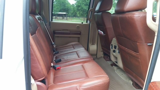 Picture of 2011 Ford F-450 Super Duty King Ranch Crew Cab LB DRW 4WD, interior, gallery_worthy