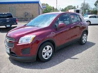 Picture of 2016 Chevrolet Trax LS, exterior