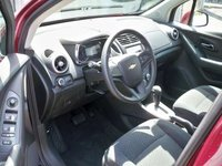 Picture of 2016 Chevrolet Trax LS, interior