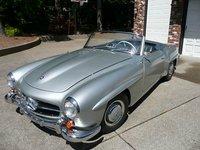 1960 Mercedes-Benz 190-Class Overview