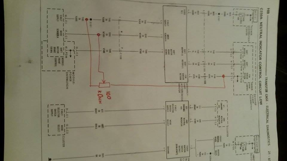 Pic X on Dodge Dakota Fuse Diagram