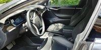 Picture of 2015 Tesla Model S 85D, interior
