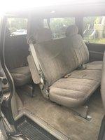 Picture of 1998 Chevrolet Astro LS Passenger Van Extended, interior