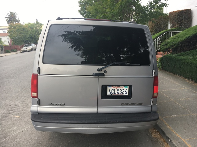 Picture of 1998 Chevrolet Astro LS Passenger Van Extended, exterior
