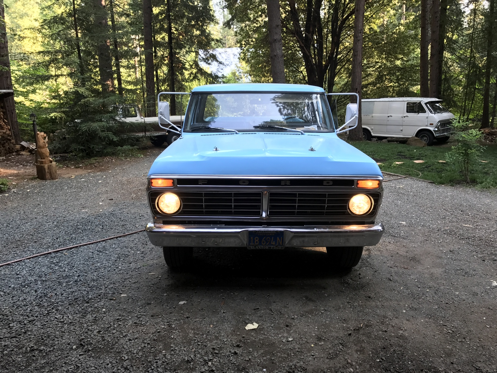 1973 Ford F 350 Overview Cargurus 1964 250 Camper Special