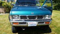 Picture of 1997 Nissan Pickup 2 Dr XE 4WD Standard Cab SB, exterior