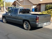 Picture of 2001 GMC Sierra 1500 SLE Extended Cab LB, exterior