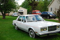 Picture of 1988 Dodge Diplomat SE, exterior