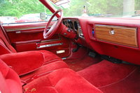 Picture of 1988 Dodge Diplomat SE, interior