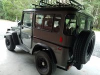 1976 Toyota Land Cruiser Picture Gallery