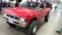 Picture of 1994 Nissan Pickup 2 Dr XE 4WD Standard Cab SB, exterior, gallery_worthy