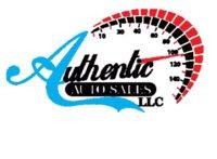 Authentic Auto Sales logo