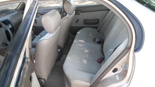 Picture of 1996 Toyota Corolla DX, interior