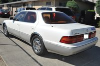 1993 Lexus LS 400 Picture Gallery