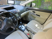 Picture of 2015 Subaru Impreza 2.0i, interior