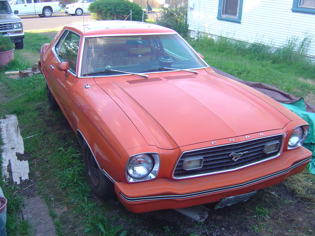 Picture of 1978 Ford Mustang II Coupe RWD