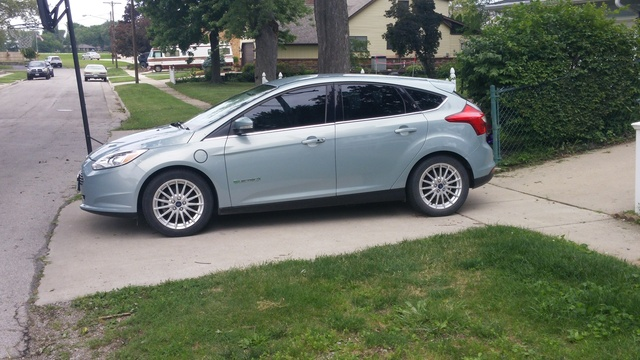 Picture of 2013 Ford Focus Electric Hatchback