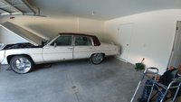 Picture of 1987 Cadillac Fleetwood d'Elegance Sedan FWD, exterior, gallery_worthy