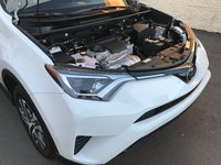 Picture of 2017 Toyota RAV4 LE AWD, engine