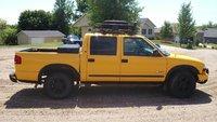 Picture of 2004 Chevrolet S-10 4 Dr LS 4WD Crew Cab SB, exterior
