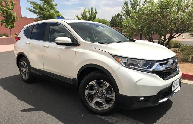 Picture Of 2017 Honda CR V EX L With Nav