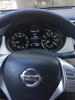 Picture of 2016 Nissan Rogue S AWD, interior
