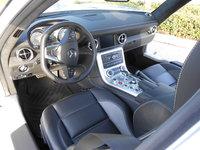 Picture of 2012 Mercedes-Benz SLS-Class AMG, interior, gallery_worthy